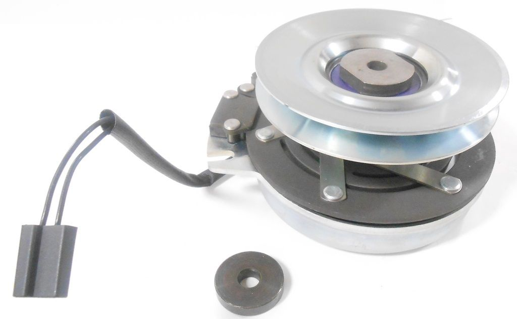 Quality Aftermarket PTO Clutch Replaces Warner 5218-247, AYP Husqvarna  Craftsman Dixon Yazoo Massey Ferguson 607001 574607001
